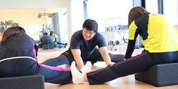体力測定・運動能力 チャレンジプログラム