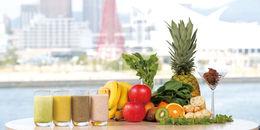 フレッシュフルーツと野菜のジュース(12~2月)