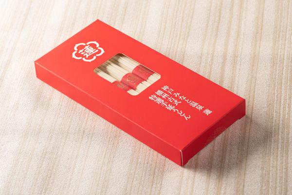 【蓮オリジナル】播州古式特選 手延麺(素麵・蕎麦・饂飩) 販売開始