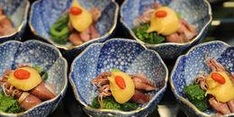 【万蓮~4月のお料理~】旬の食材と兵庫五国の食材で彩る万蓮の食卓