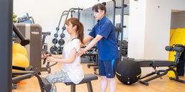 【新登場】最先端トレーニングマシーン「キネシス」を使ったパーソナルトレーニング