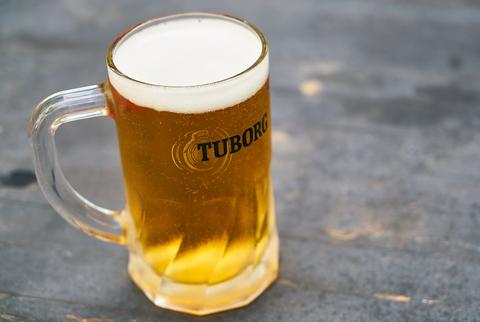 入浴後のビールは危険!?