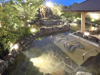 【長期滞在応援!朝食付き2名1室が1週間で14万円】天然温泉で健康維持を ウィークリーステイプラン