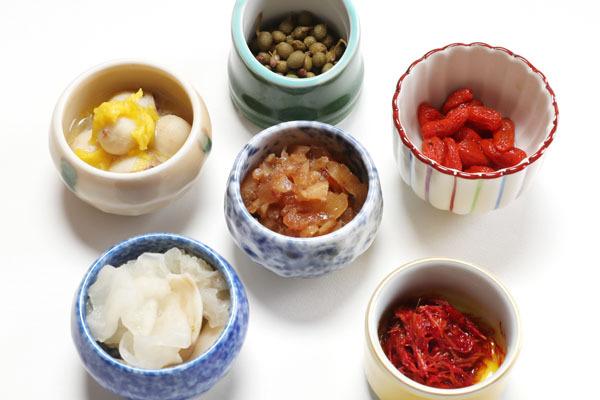 万蓮の朝食 漢方薬膳粥