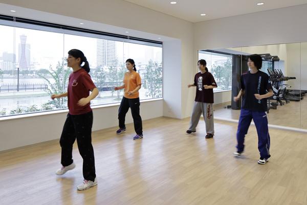 京阪神で初!厚生労働省から「健康増進施設」の認定を受けました