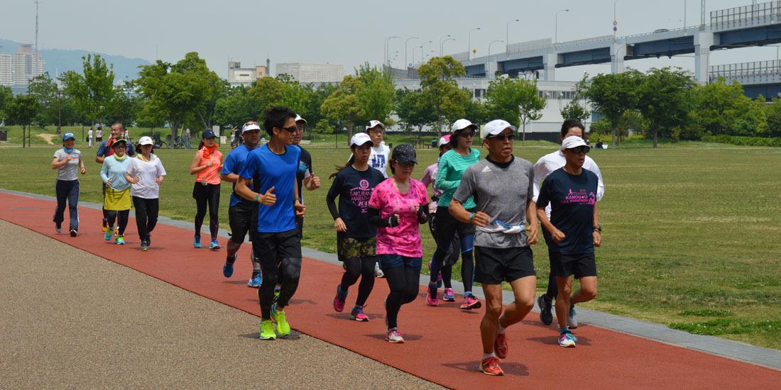 【秋冬のマラソンシーズンに「完走」を目指そう!】マラソンマスタークリニック