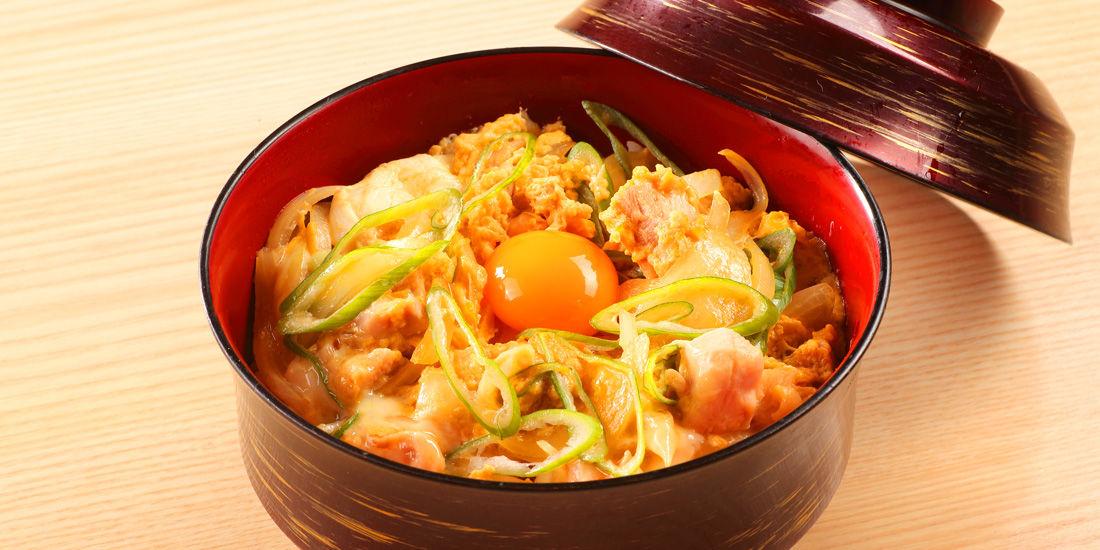 【兵庫県の親子丼】兵庫県産食材にこだわりぬいた究極の親子丼