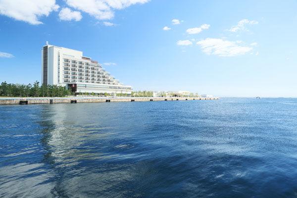 神戸みなと温泉 蓮【海と日本PROJECT】に参画