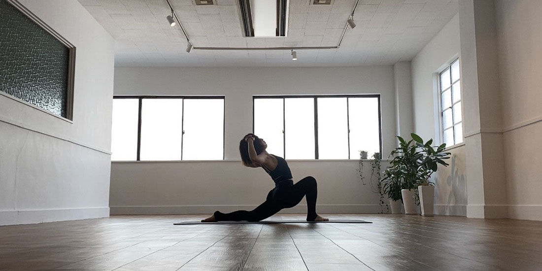 Go With the Flow ~inside Yoga style~