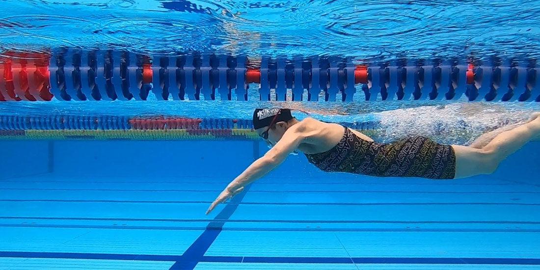 オリンピックメダリスト直伝!中西 悠子氏に学ぶ一日限りの特別水泳教室