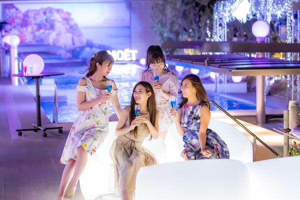 Night Pool 2020~大人が愉しむ休日の過ごし方~