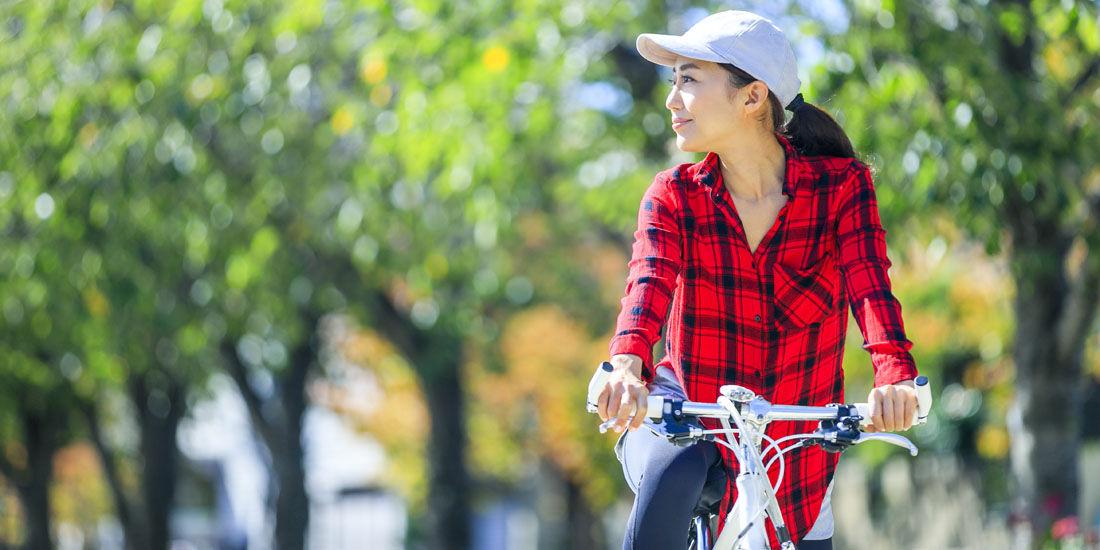 蓮でラクラク自転車レンタル!シェアサイクルのご案内