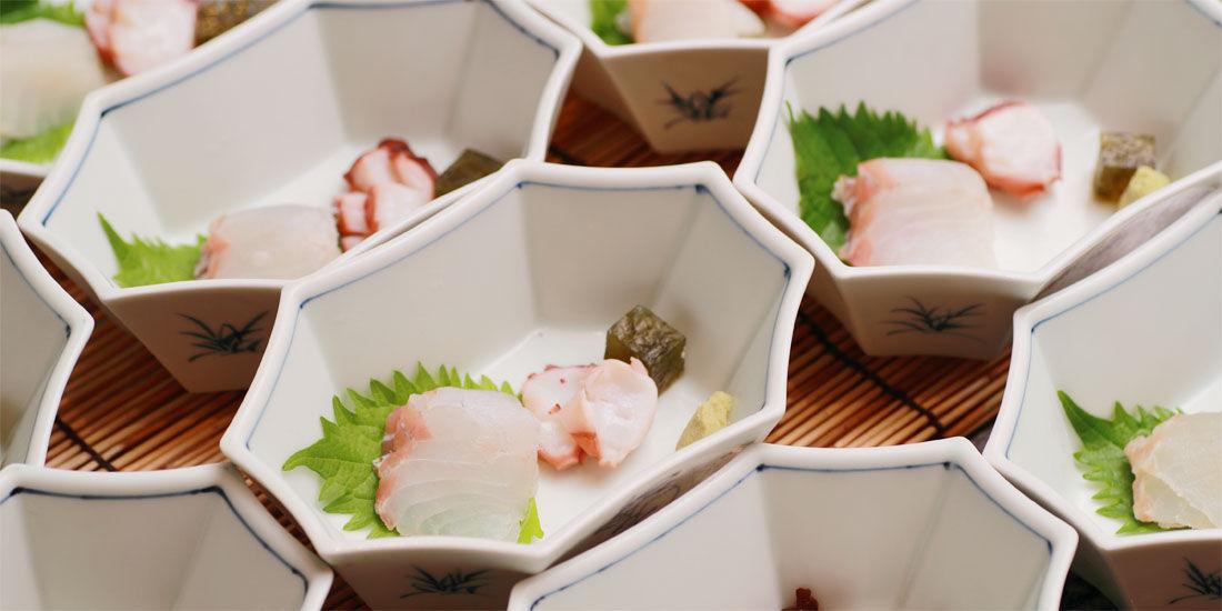 【6月のお料理】旬の食材と兵庫五国の食材で彩る万蓮の食卓