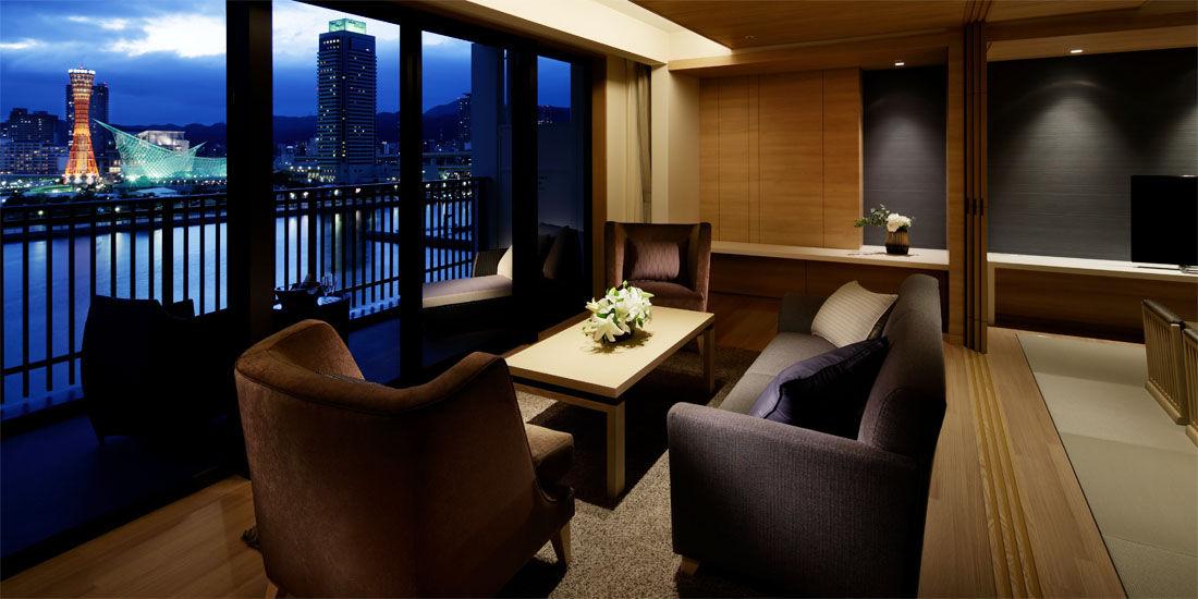 【期間限定】客室で夜景と愉しむプライベートルームサービス