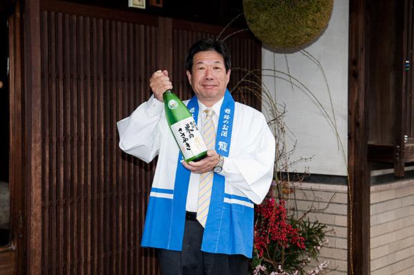 兵庫五国の酒めぐり「龍力 特別純米 山田錦」