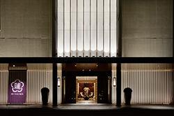 ご宿泊のお客様用 旅館入口(正面玄関)