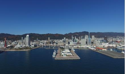 神戸第一突堤