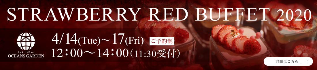 STRAWBERRY RED BUFFET 2020 ~Jewelry~