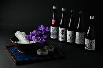 兵庫県 灘の蔵元が厳選した限定流通「蔵出し直送」の日本酒イメージ