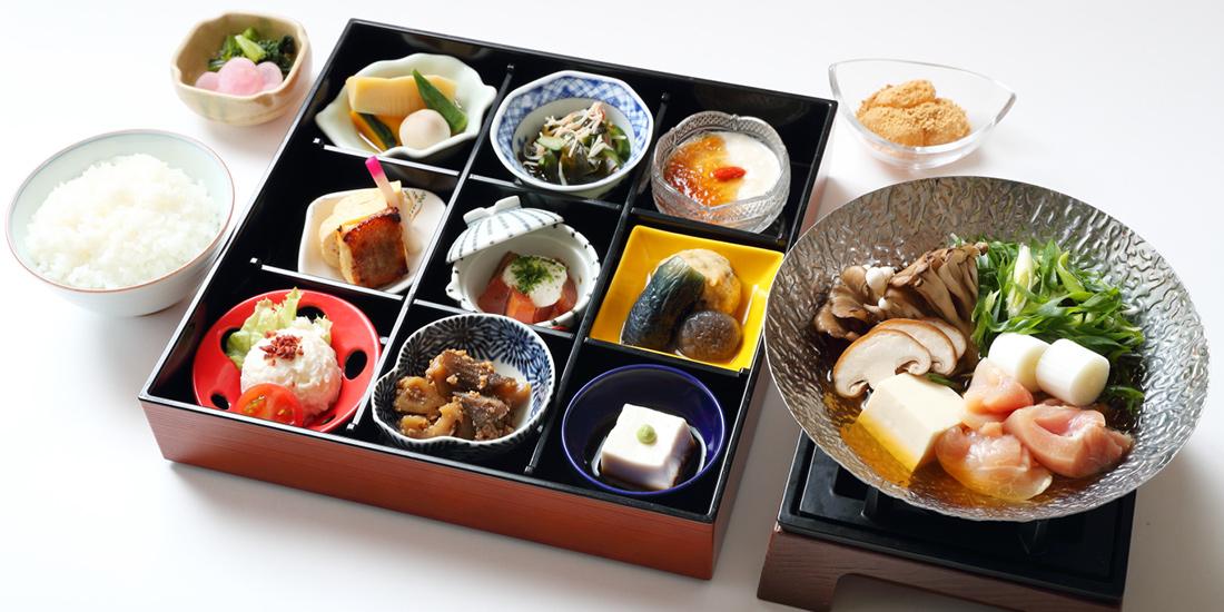 天然温泉と特別昼御膳のランチプラン【くつろぎプラン】料理イメージ