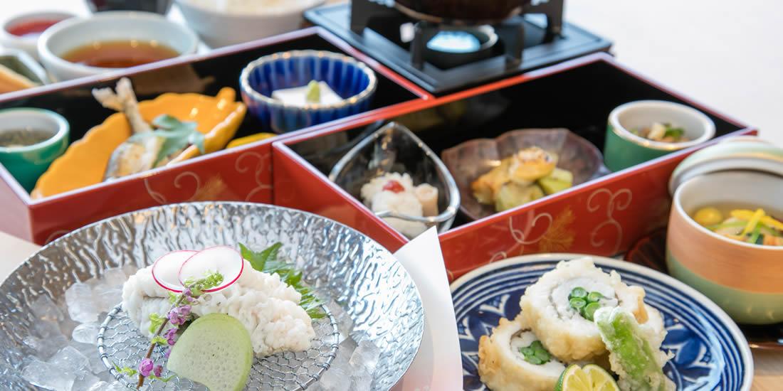 天然温泉と特選素材の御膳のこだわりプラン【ぬくもりプラン】料理イメージ
