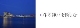 冬の神戸を愉しむ