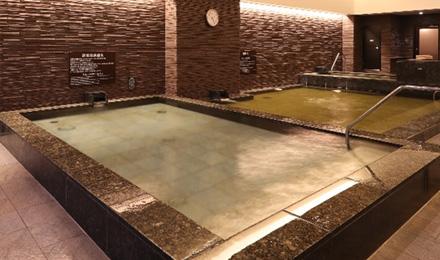 神戸みなと温泉 蓮の水風呂