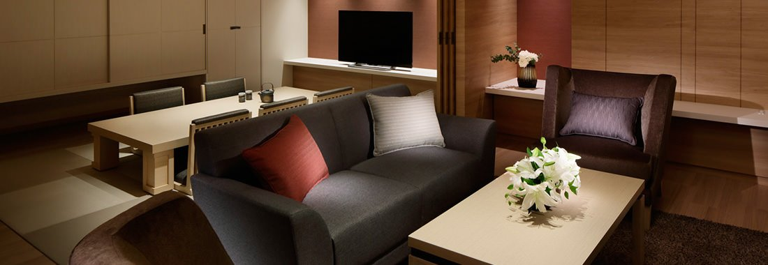 神戸みなと温泉 蓮の客室イメージ