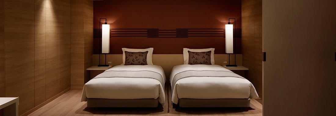 神戸みなと温泉 蓮の客室イメージ2