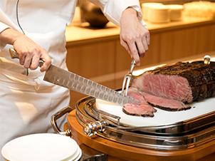 【人気No.1】寿司、天婦羅、ローストビーフなど約60種!お好きなものをお好きなだけ!ライブ割烹ブッフェプラン