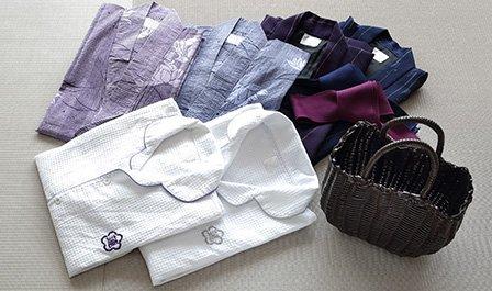 蓮オリジナルパジャマ&浴衣